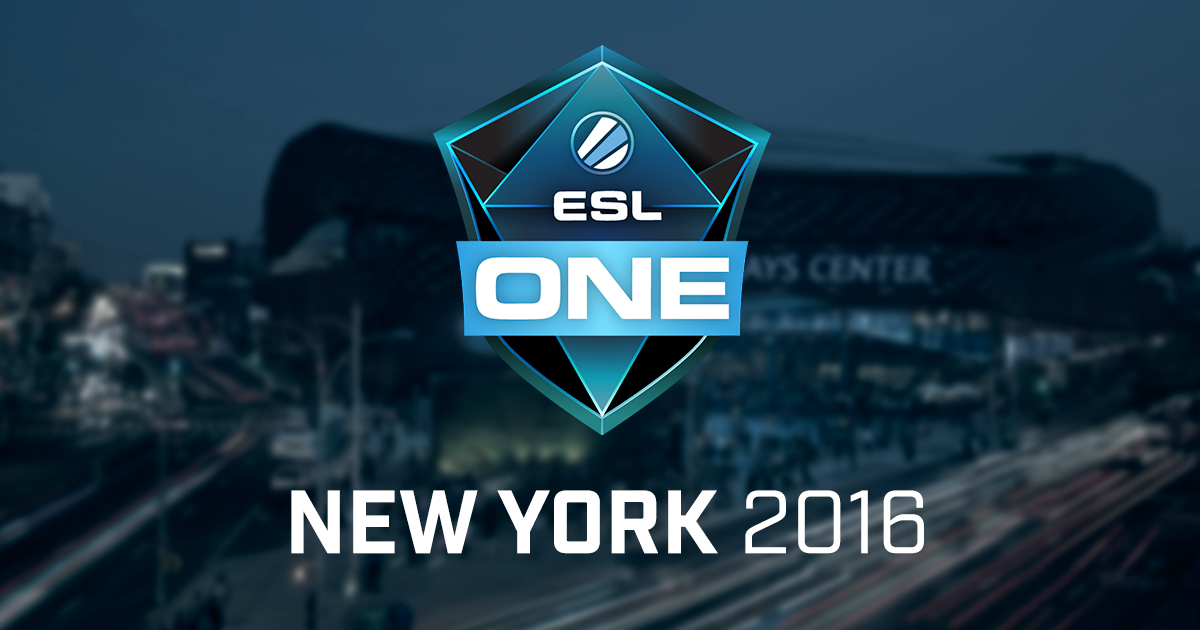 Who will win ESL: One New York 2016?