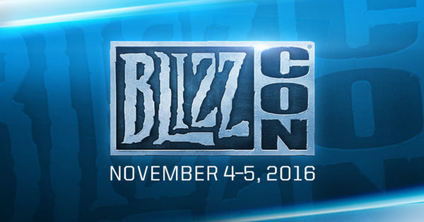 Get ready for five huge tournaments at Blizzcon 2016