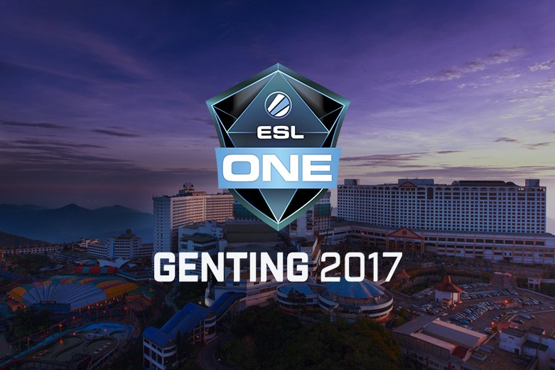 Kick off the new year with these ESL One Genting 2017 odds!