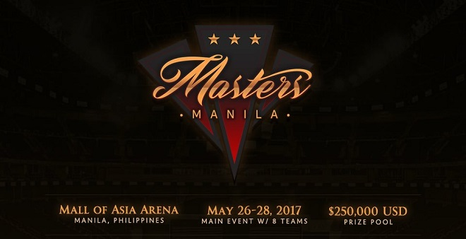 Why Dota 2 Manila Masters Is A Potential Goldmine