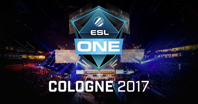 ESL One Cologne 2017: Today's Match-Ups