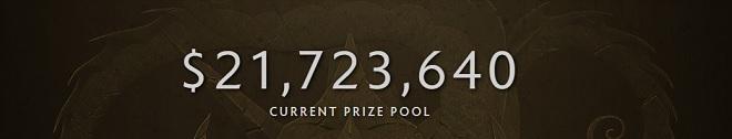 prize pool the international 2017