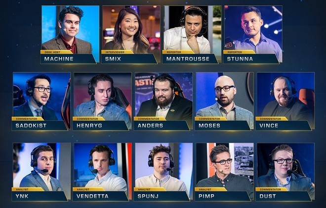 broadcasting team dh malmö 2017