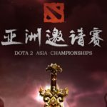 Dota 2 asia championships 2018 betting