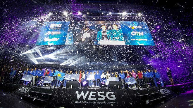 WESG 2017 World Finals: 1,5 million dollar CSGO Tournament