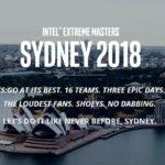 iem sydney 2018 betting