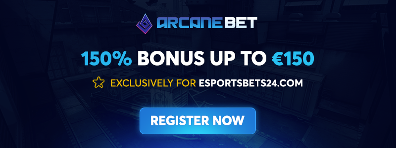 arcanebet exclusive bonus offer