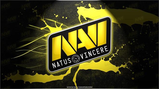natus vincere team logo