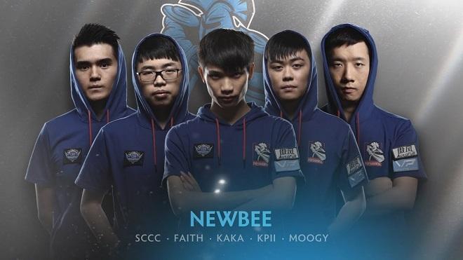 newbee dota 2 team