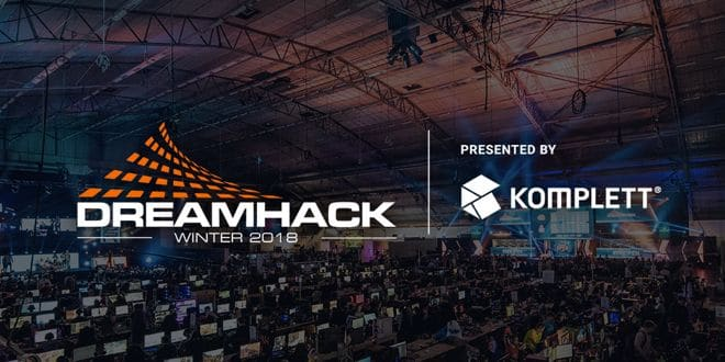 dreamhack open winter 2018 betting