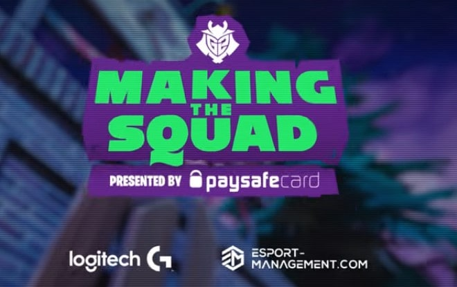 "ESports and Reality TV? – ""Making The Squad"""