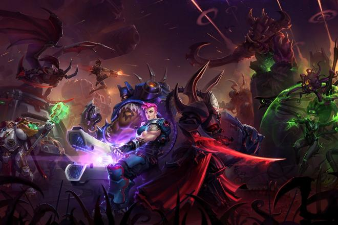 Blizzard Scaling Down Heroes of the Storm
