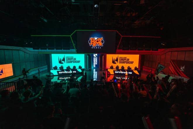 Riot-LEC week 1 recap