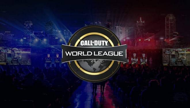 London Leaked as the UK CWL Location