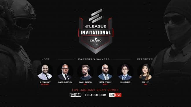 eleague csgo invitational 2019 betting