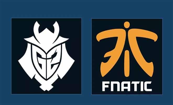 G2 Esports vs Fnatic Match Predictions