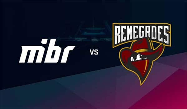 MIBR vs Renegades
