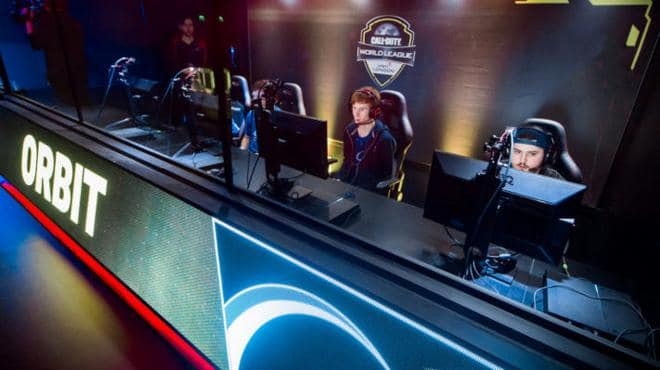 Gfinity will host CWL London