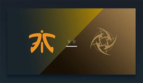 Fnatic vs NiP StarSeries Season 7 Group Play