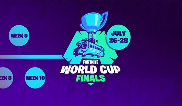 Fortnite 2019 World Cup Format
