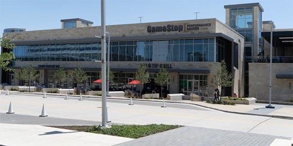 GameStop Performance Centre