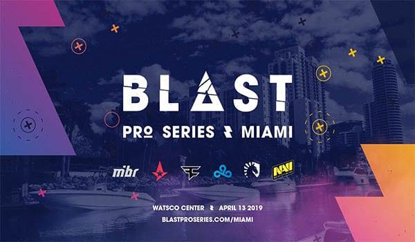 Blast Pro Series Miami 2019 Betting Guide