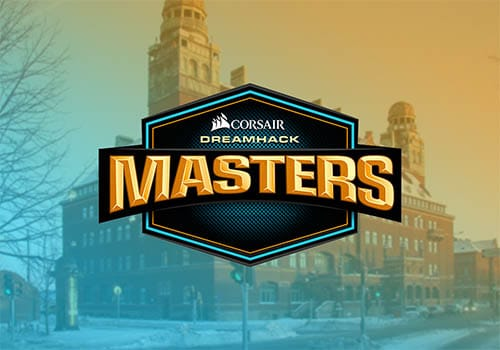 Corsair DreamHack Masters Returning to Malmö