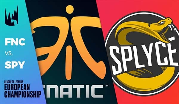 Fnatic vs Splyce