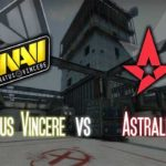 NaVi vs Astralis Blast Pro Series Miami Group Stages 2019