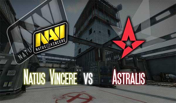NaVi vs Astralis