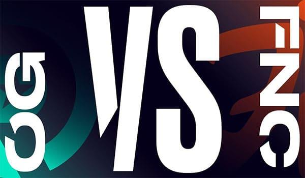Origen vs Fnatic