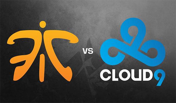 Fnatic vs Cloud9