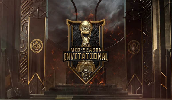 League of Legends MSI 2019 Main Tournament Group Stages LoL
