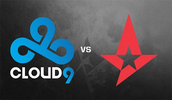 Astralis vs Cloud9