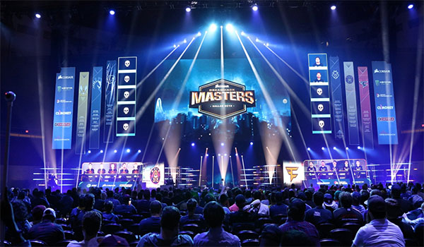 DreamHack Masters Dallas 2019 Event Recap