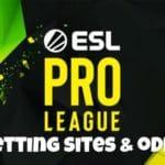 ESL Pro League season 9 finals betting sites 600x335