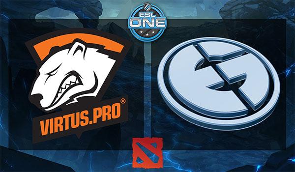 Virtus.Pro vs Evil Geniuses (EG) Prediction - The International 2019 Group Stage