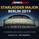 starladder major berlin 2019 betting guide