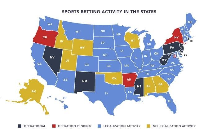Is betting legal in usa inspektor sanitarny msw betting