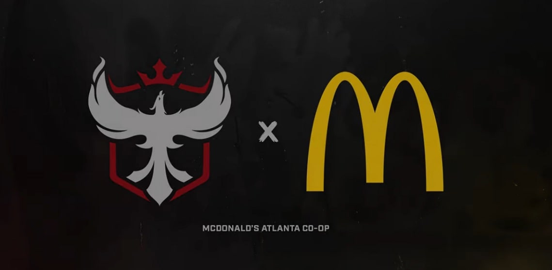 Atlanta Reign announce McDonalds sponsorship