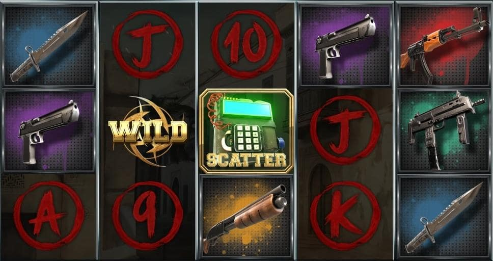 New CSGO Slot Casino Game by Betway