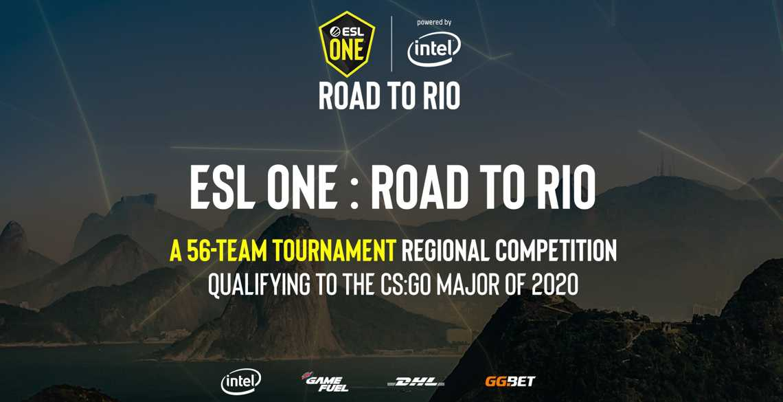 ESL One Road to Rio Groups Announced